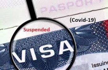 Visa Restrictions due to Covid-19