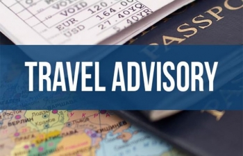 Travel Advisory due to COVID-19: Dated 19 March 2020