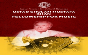 E-Book: Ustad Ghulam Mustafa Khan Fellowship for Music